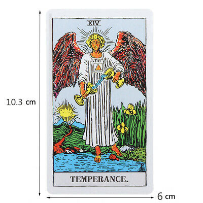 78Pcs Rider Tarot Deck Cards Sets