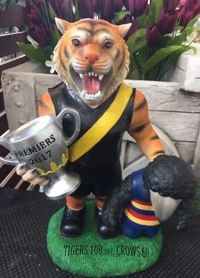 TIGERS GRAND FINAL 2017 - footy memorabilia home decor ornament