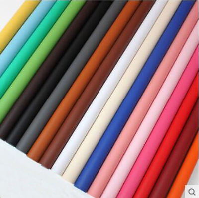 PU Litchi Faux Synthetic Leather Fabric For Sewing DIY Bag Shoes Material