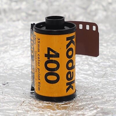 *NEW* Kodak Ultramax 400 35mm (24 exposures) film
