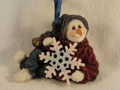 Boyd's Snowdooodes ... FROSTBITE ... One Flake ORNAMENT  *1E*  NEW From Shop