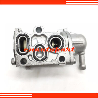 honda civic fast idle thermo valve