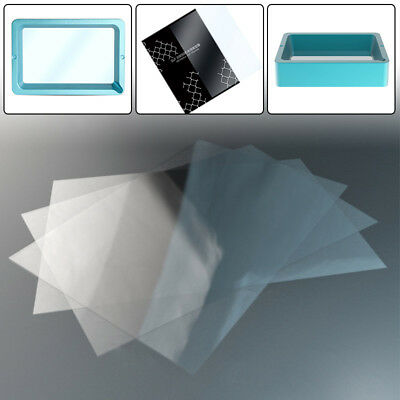 5pcs FEP Film DLP LCD 3D Printer For SLA Anycubic Photon Resin High Quality New
