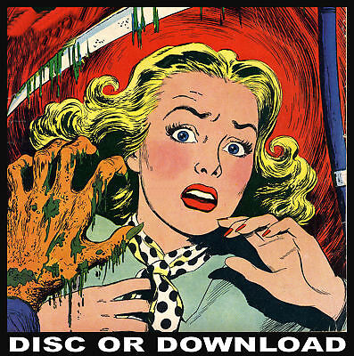 BIG HORROR COMICS COLLECTION TO READ VOLUME 2 Scanned to Disc or Download