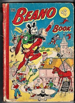 THE BEANO ANNUAL 1953 Comic (published 1952) First Dennis the Menace in book