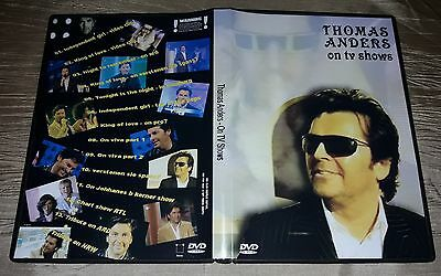 Thomas Anders - On Tv Shows DVD SPECIAL FAN EDITION-Modern Talking-Dieter Bohlen