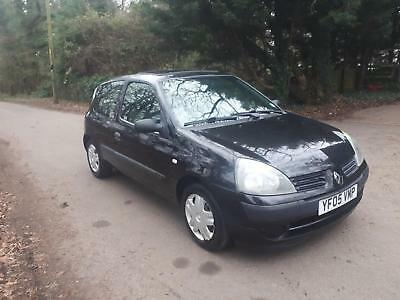 Renault Clio 1.2 16v ( a/c ) Automatic Expression