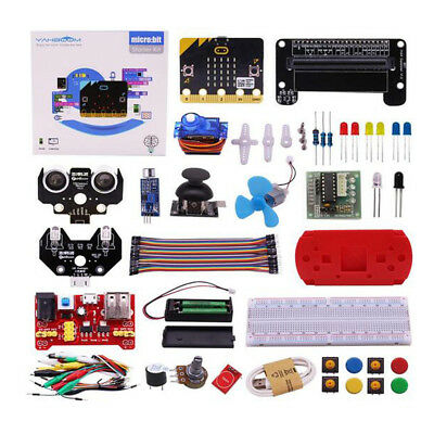 Yahboom BBC Micro Bit Go Starter Pack Kit Contains 23 Experiment Courses