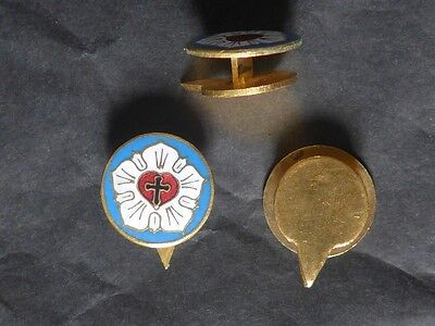 Rose Croix Lutherien (Luther Rose Seal Lutheran Symbol)