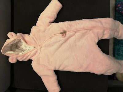 Baby girl winter clothes 3-6 months