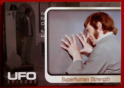 UFO - INDIVIDUAL Base Card #086 - The Psychobombs - Superhuman - Cards Inc  2004