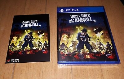 Guns Gore & Cannoli Ps4 Neuf