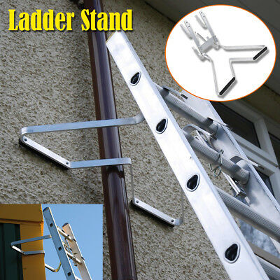 Universal Ladder Stand-Off V-shaped Downpipe Accessory Kit READY ASSEMBLED UK