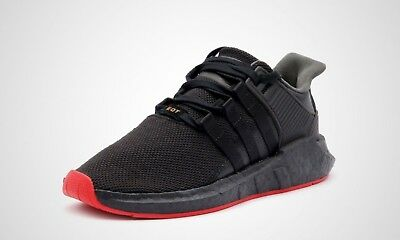 d22bf27c06eb ADIDAS EQT SUPPORT 93 17 Boost Red Carpet   Black