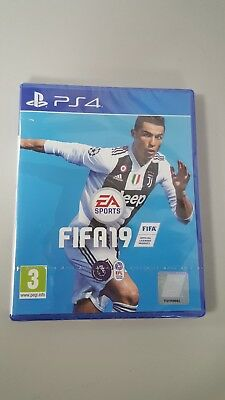 Fifa 19 PS4 Brand New. Sealed