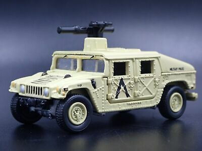 1992-2006 Hummer H1 Humvee Military Police Rare 1:64 Scale Diecast Model Car