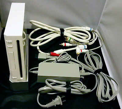 Nintendo Wii Console Bundle - 20 Games - Plus Extra Controllers & Accessories