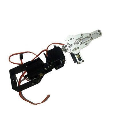 NEW 3DOF Mechanical Arm Robot Claw with Servos for Robotics Arduino DIY KIT