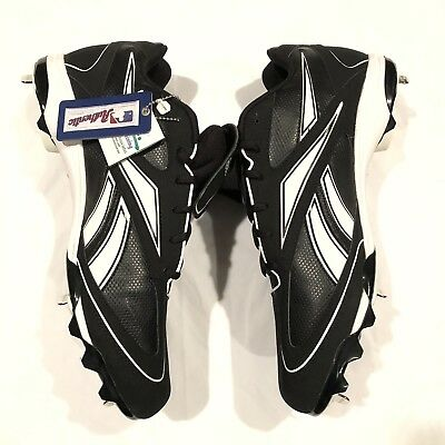 Reebok Mlb Authentic Vero Fl M5 Low Iii Papelbon Black Baseball Cleats  Shoes 15 b0e2dfb9d