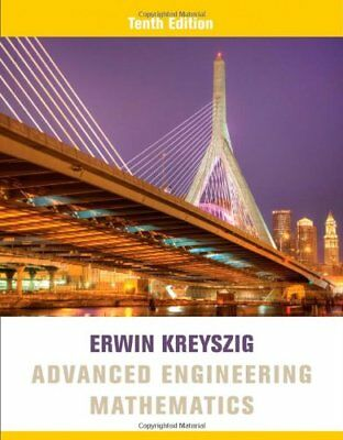 |e-Version| Advanced Engineering Mathematics 10th Ed by Kreyszig