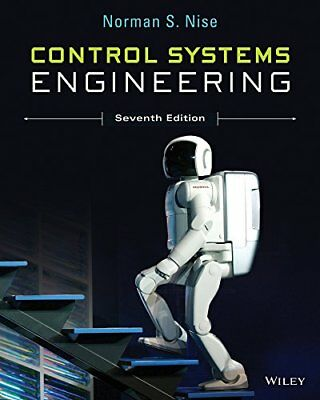 |e-Version| Control Systems Engineering 7th Ed by Nise