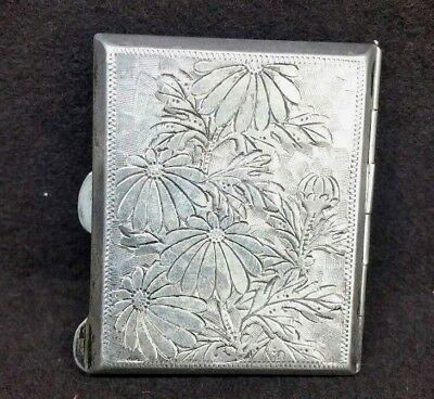 Antique Sterling Silver 950 #27 Picture Frame Holder Miniature