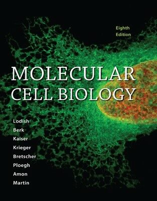 |e-Version| Molecular Cell Biology 8th Ed by Lodish et al.
