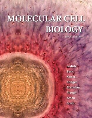 |e-Version| Molecular Cell Biology 7th Ed by Lodish et al.