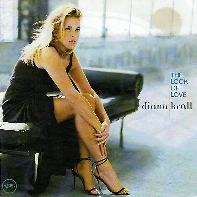 The Look of Love by Diana Krall (CD, 2002, Universal ) Disc Only / No Case