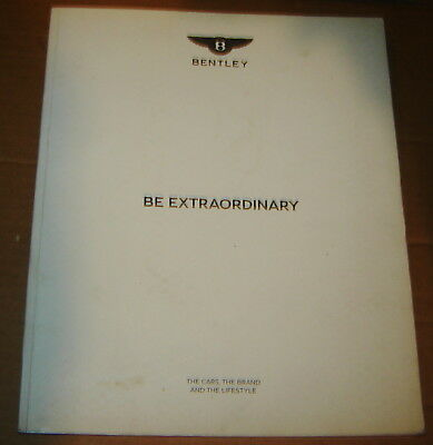 2016 Pure Bentley Be Extraordinary Auto Catalog Edition 6 Cars Brand Lifestyle