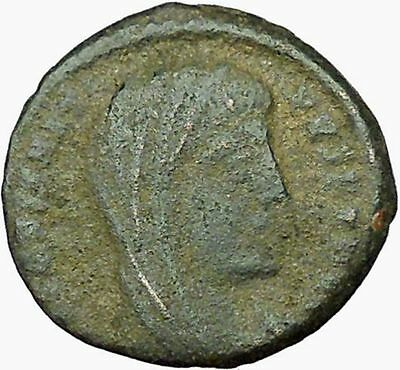 Constantine I the Great Heaven Chariot  Christian  Deification Horse i35415