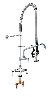 Commercial Kitchen Sink Spray Tap Set With Tap