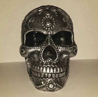 Halloween Skull Gothic Day of The Dead