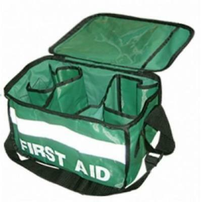 NEW First Aid Kit Haversack Bag Empty This Durable Water Resistant N Best Seller