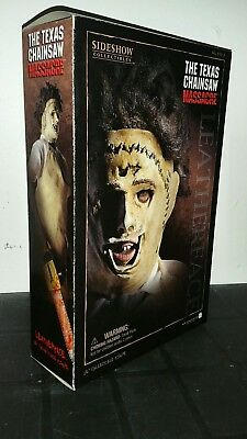 Sideshow, The Texas Chainsaw Massacre, Leatherface, Figur, 1/6, OVP