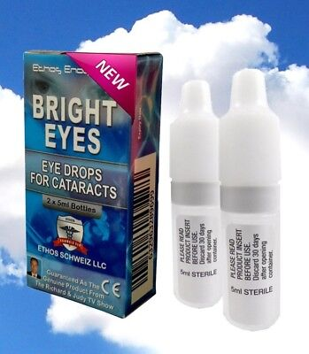 ~~Ethos Bright eyes NAC Eye drops for Cataracts 1 Box 10ml~~