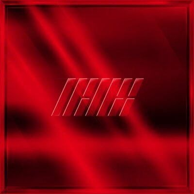 "iKON NEW KIDS Repackage Album ""THE NEW KIDS"" Red Ver. 2CD+Book+Card+Poster+etc"