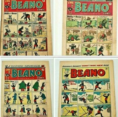 BEANO  # 408 May 13th 1950 issue the comic