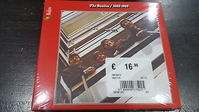 The Beatles - 1962-1966 (2 Cd Sigillato Apple 2018)