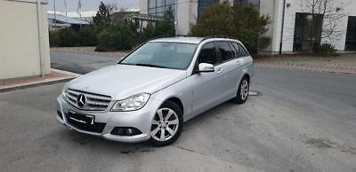 Mercedes C 220 CDI S204 T-Modell