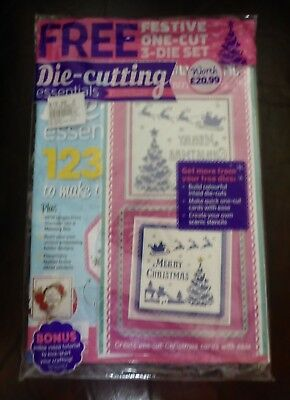 Die Cutting Essentials Magazine with free gift - Issue 29