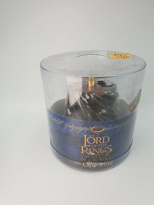 Lord of the Rings The 'One' Ring with light-up base and box Return of The King