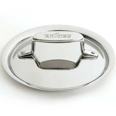 All-Clad Stainless 6-Inch Lid for D5 or Copper Core 1.5 qt and 2-qt Sauce Pans