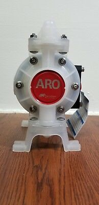 Aro 3/8  PD03P-APS-PTT DIAPHRAGM PUMP