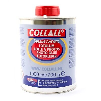 Collall Photo Glue Tin + Brush - 1000ml