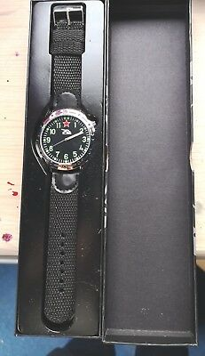 Eaglemoss Replica Military Watch - Russian Tank Commander - New & Boxed