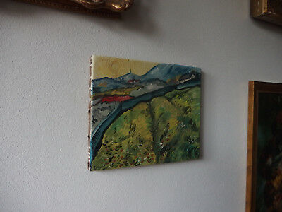Museum Post-Impressionist fine painting, signed, Vincent van Gogh with COA