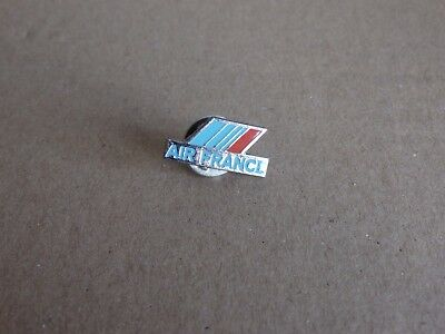 Pin's AIR FRANCE - Logo - Avion - Compagnie Aérienne - Pilote - Plane Pin Badge