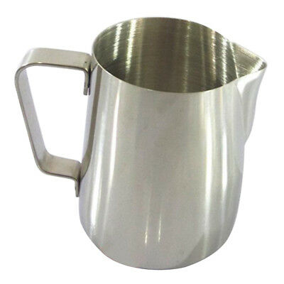 Ideal for Latte Art Coffee Steaming Cup Milk Pitcher Frothing Jug 350ml/12oz