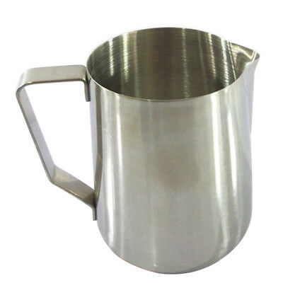 For Latte Art Coffee Steaming Cup Milk Pitcher Frothing Jug 1000ml / 33ounce